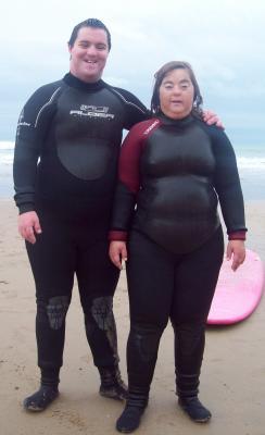 PROGRAMAS DE SURF TERAPEUTICO