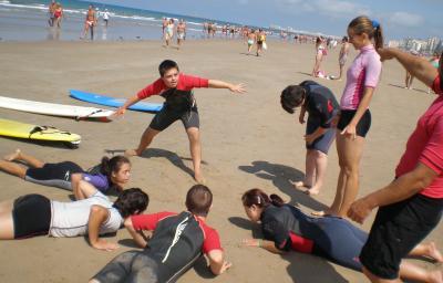SURF TERAPÉUTICO JÓVENES