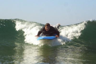 SURF TERAPÉUTICO ADULTOS Y MAYORES